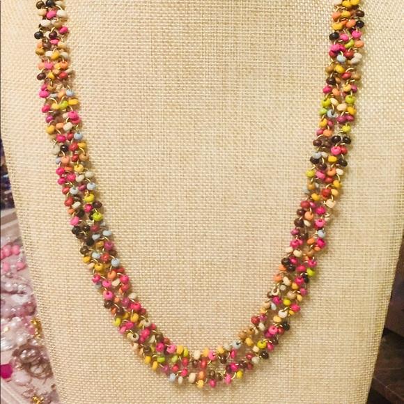 74 off JK Designs Jewelry Island Paradise Bright Cheery Beaded